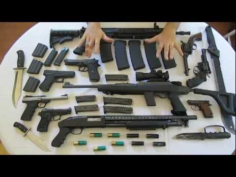 Zombie Apocalypse Survival Workshop --- Inexpensive Yet Reliable Firearms