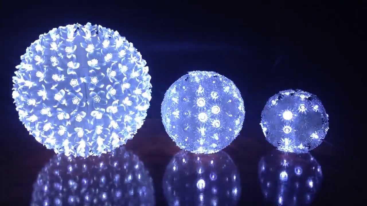 Светодиодный диско-шар своими руками