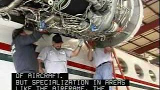 The Mechanic - Aircraft Mechanic Career Overview