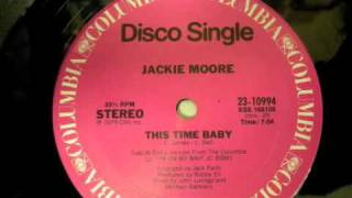 Watch Jackie Moore This Time Baby video