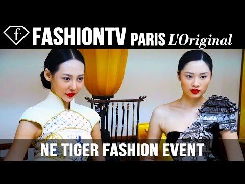 NE Tiger Fashion Event in Russia | FashionTV