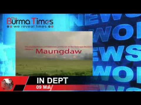 Burma Times TV Daily News 09.05.2015