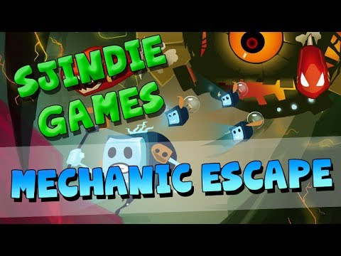 Sjindie Games - Mechanic Escape