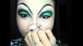 @Echapita tutorial make up karakter