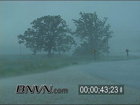 Various Heavy Rain Stock Footage - Part 1