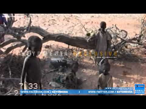 Famine Hits Somalia 1990s - Somali Civil War