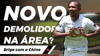 Vasco briga com futebol chinês por atacante equatoriano   Atenção, Vascaínos!