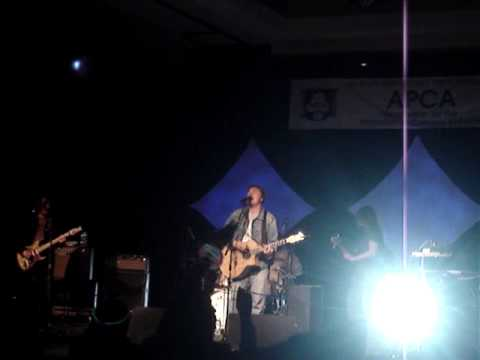 Edwin Mccain - Ill Be (your Crying Shoulder) Live  Apca Atlanta 2009 video