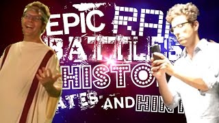 Epic Rap Battles Of History Updates And Hints | Pope, New Beat And More