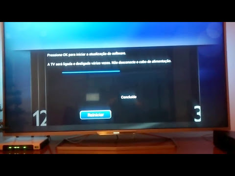 Como conectar smart TV da Philips a internet