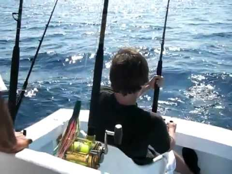 Sail fish Fishing in Costa Rica