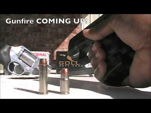 Ruger SP101 (357) vs Glock 33 (357)