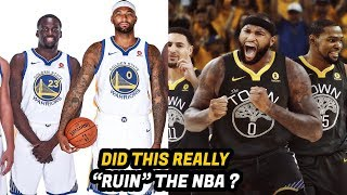 The Truth About the DeMarcus Cousins and Warriors Fit
