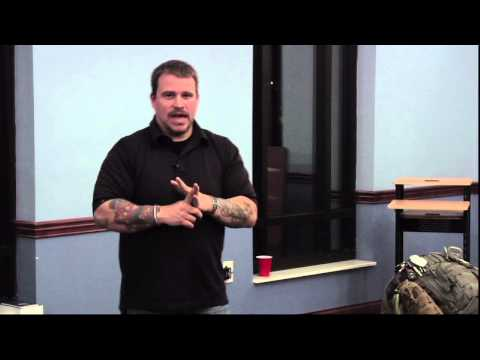 Chris Privette, Survival Preparedness