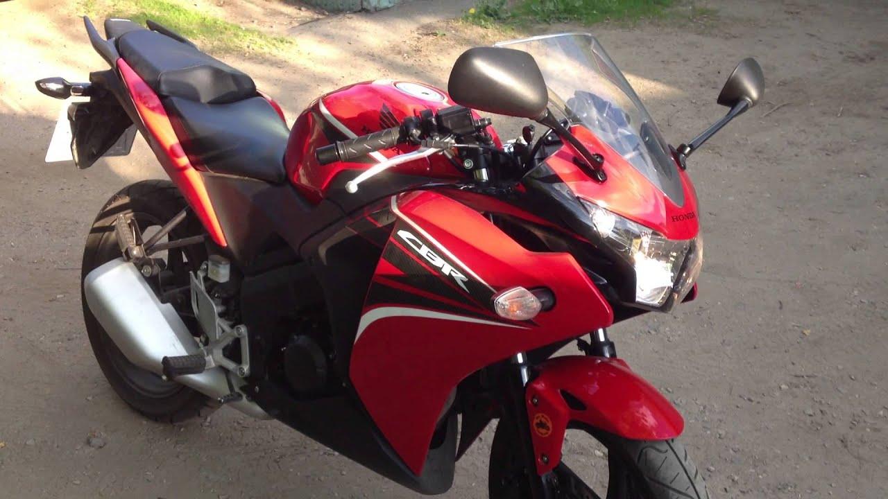мотоцикл honda cbr 150r: