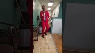 Tyshawn Colquitt 5 Time Apollo winner Singing in Barbershop