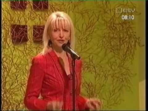 Маrju l0e4nik (марью ляник) - illusioon (kitsa kinga laulud) (etv 1984)