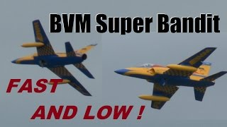 Essential RC - SUPER FAST RC Turbine Jet (BVM Super Bandit)