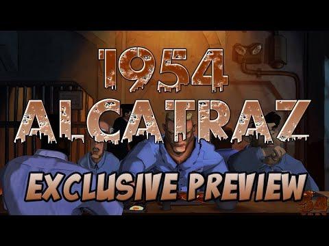 1954 Alcatraz Exclusive Preview