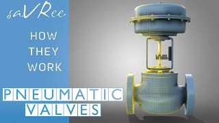 How Pneumatic Valves Work