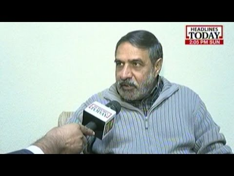 Anand Sharma, RS Depy. Leader of Opposition speaks about Cong strategy