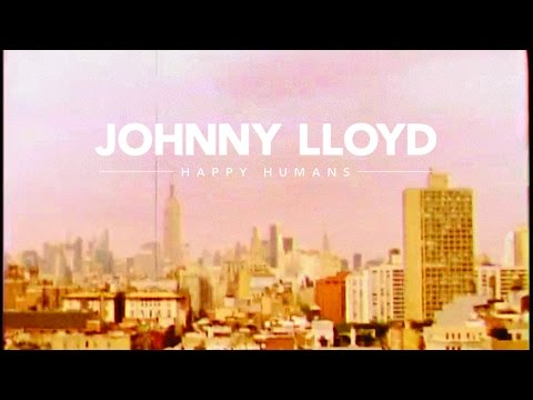 Johnny Lloyd - Happy Humans