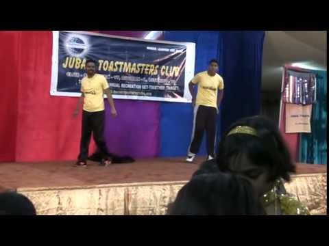 Nithin  & Dance Master Senthil Kumar   Tamil Pasanga Super Dance 480p Photo Image Pic