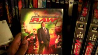 Wrestling DVD Collection (WWF / WWE / TNA / ROH / PWG) = Video #100