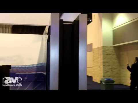 InfoComm 2015: Neuimage Technology Shows Double Sided Totem