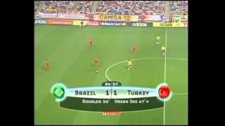 World Cup 2002 Brazil Vs Turky