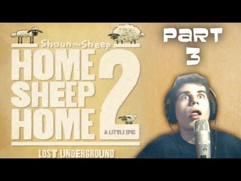 Home Sheep Home 2 - [Slovensky] - Part. 3 - Posledný Diel