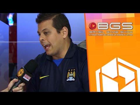 Conversamos com o produtor de FIFA [BGS 2014] - BJ