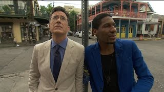 Stephen Jon Batiste In New Orleans