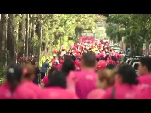 Caminata AVON 2014 El Salvador