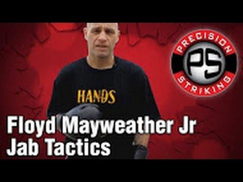 Floyd Mayweather Jr - Jab Tactics