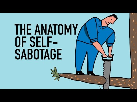 The Anatomy of Self-Sabotage