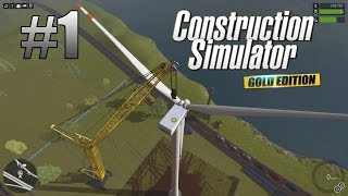 Construction Simulator 2015: Liebherr LR 1300 DLC #1 HD