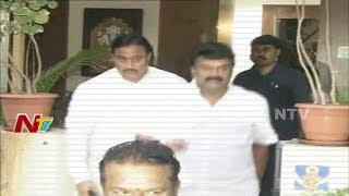 Danam Nagender Meets TRS Minister Talasani Srinivas Yadav | Likely To Join TRS | NTV