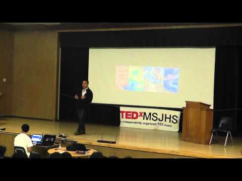 Finding my voice, seeing a future | Andrew Lam | TEDxMSJHS