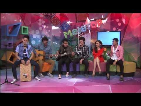 Meletop - Papinka Band 'masih Mencintainya' [04.03.2014] (persembahan Live) video