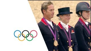 Great Britain Gold - Team Dressage | London 2012 Olympics