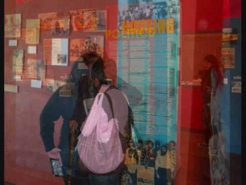 Museo Mayachen Chicano Exhibit