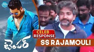 SS Rajamouli At Temper Movie Benefit Show - Jr NTR | Kajal Aggarwal | Puri Jagannadh
