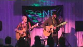 100.5 The Zone Lounge - Kris Allen