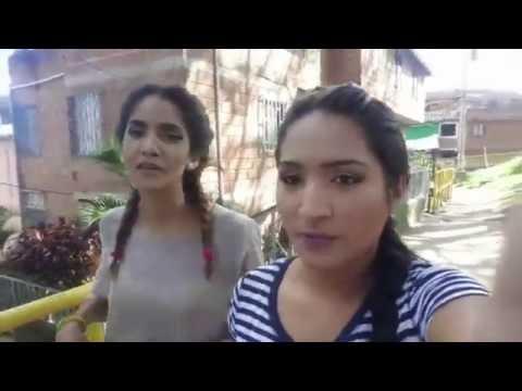 Un poco de los barrios de Medellin y Mary kay COLOMBIA