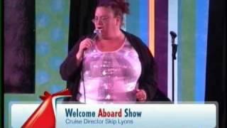 Kim Harrison Carnival Comedian