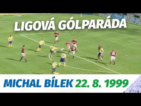 Ligová gólparáda - Michal Bílek