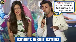 download lagu Jealous Ranbir's Shocking Insult To Katrina At Jagga Jasoos gratis