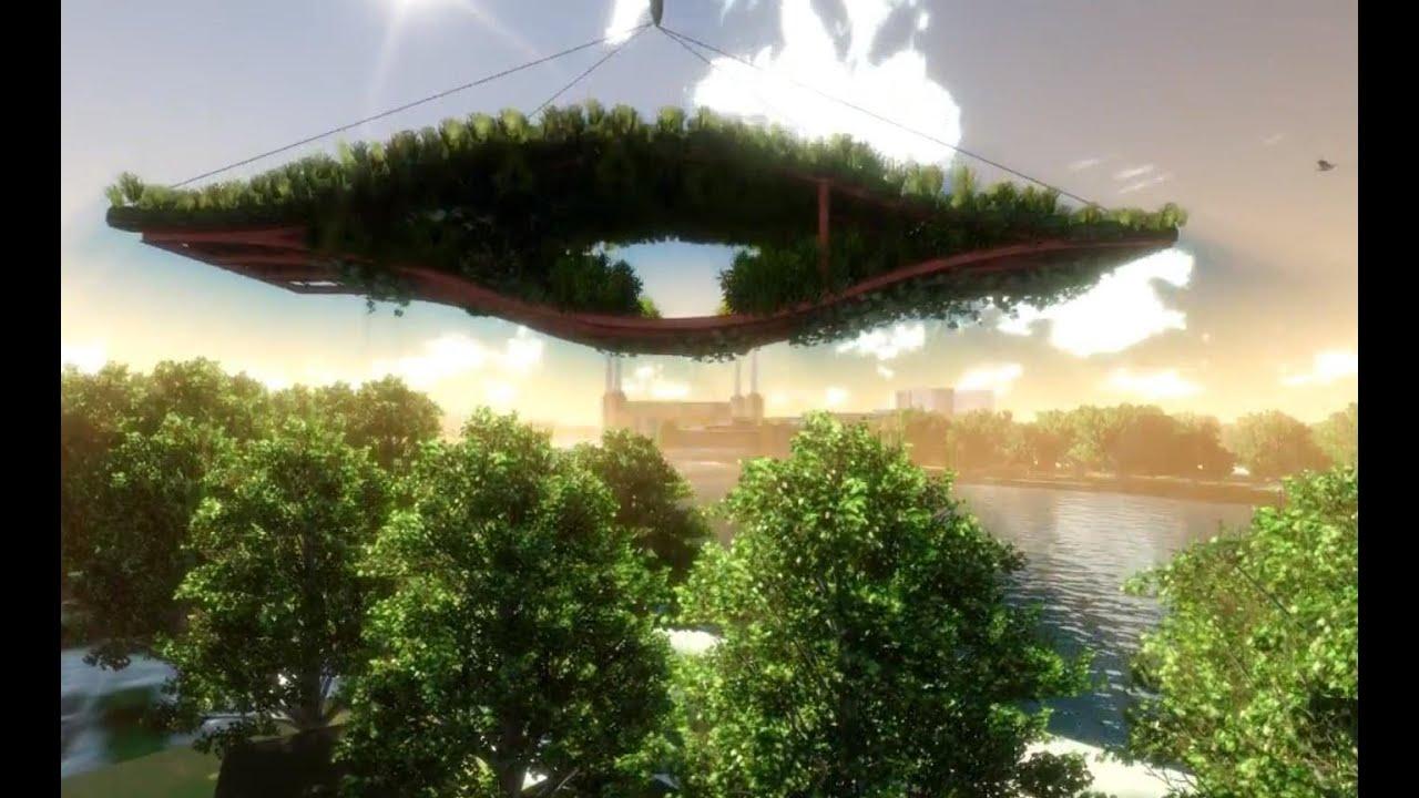 39 irish sky garden 39 chelsea flower show 2011 diarmuid for Garden designs ireland