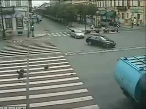 Recopilación de vídeos de accidentes